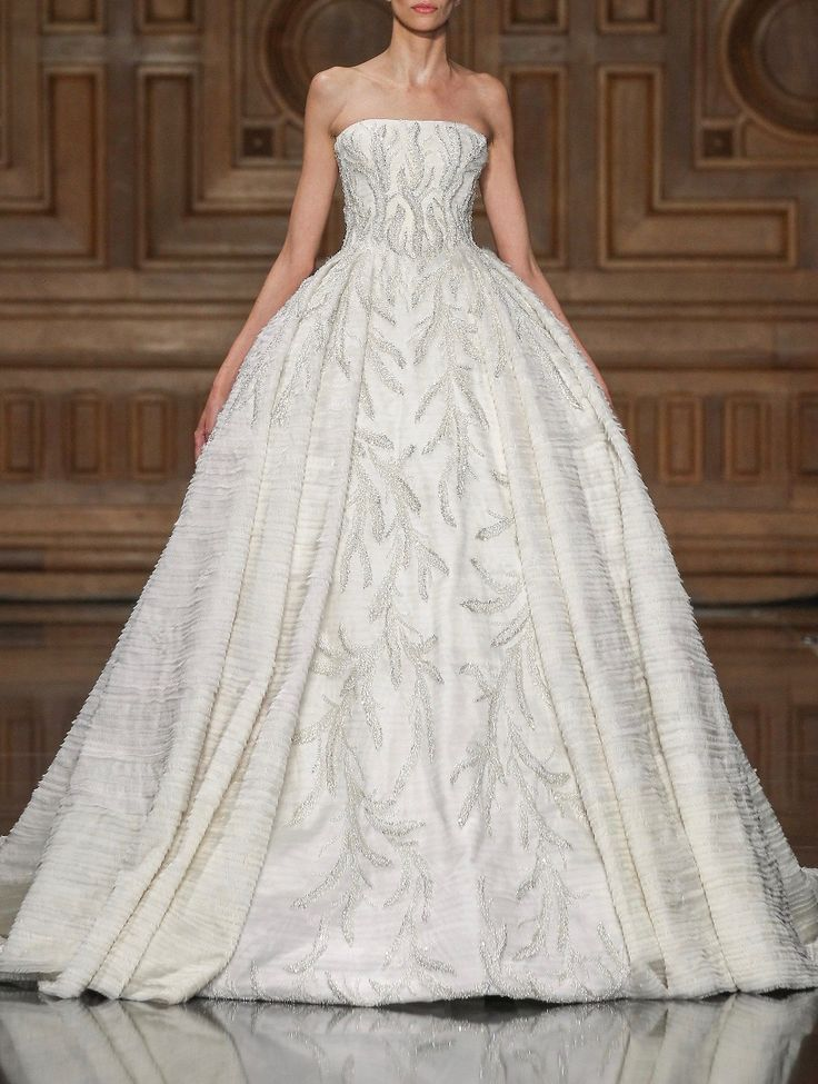 "belleamira: "" Tony Ward A/W 2016-2017 Couture """
