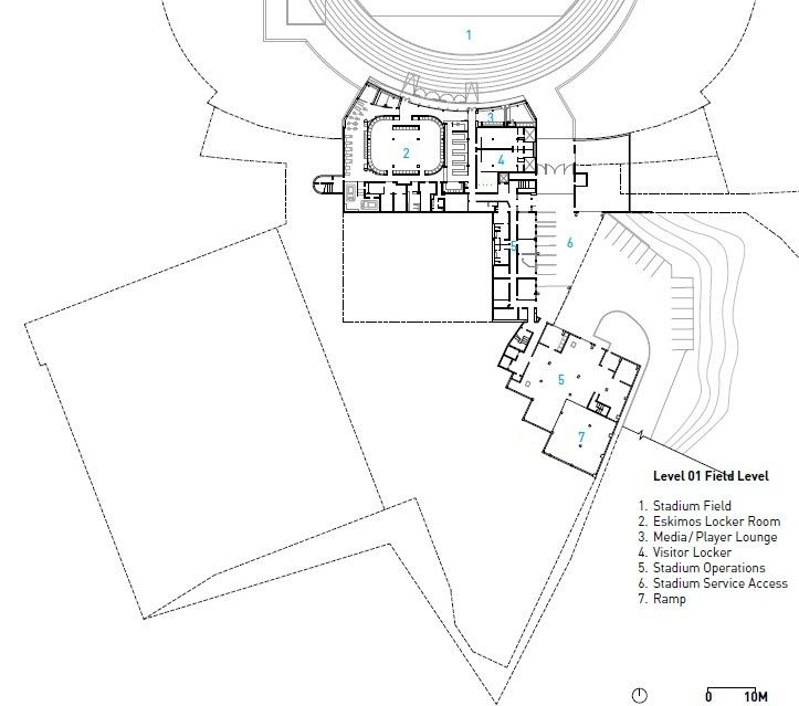 Gallery Of Brampton Soccer Centre MacLennan Jaunkalns Miller Architects