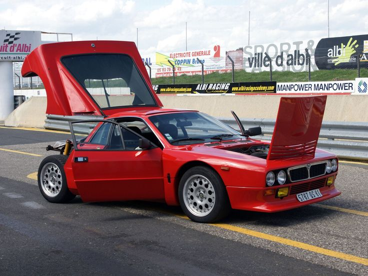 Lancia-Abarth 037 Stradale