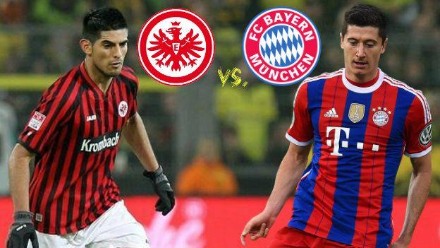 Bayern Múnich es el líder indiscutible de la Bundesliga al haber ganado sus 10 partidos disputados. Hoy arranca la fecha 11 y los bávaros (2:30 p.m. con transmisión de Fox Sports) enfrentan al Eintracht Frankfurt de Carlos Zambrano. Los bávaros están a la espera de su duelo de Champions League contra el Arsenal. Octubre 30, 2015.