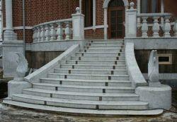 Наружная лестница в малоэтажном строительстве | Строительный портал