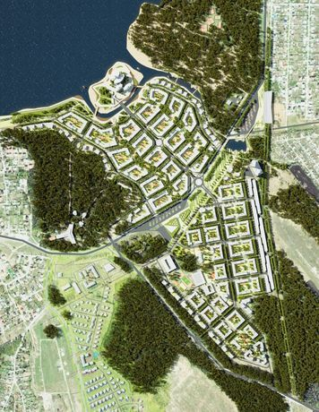 best osa masterplan images architecture layout  Южный берег