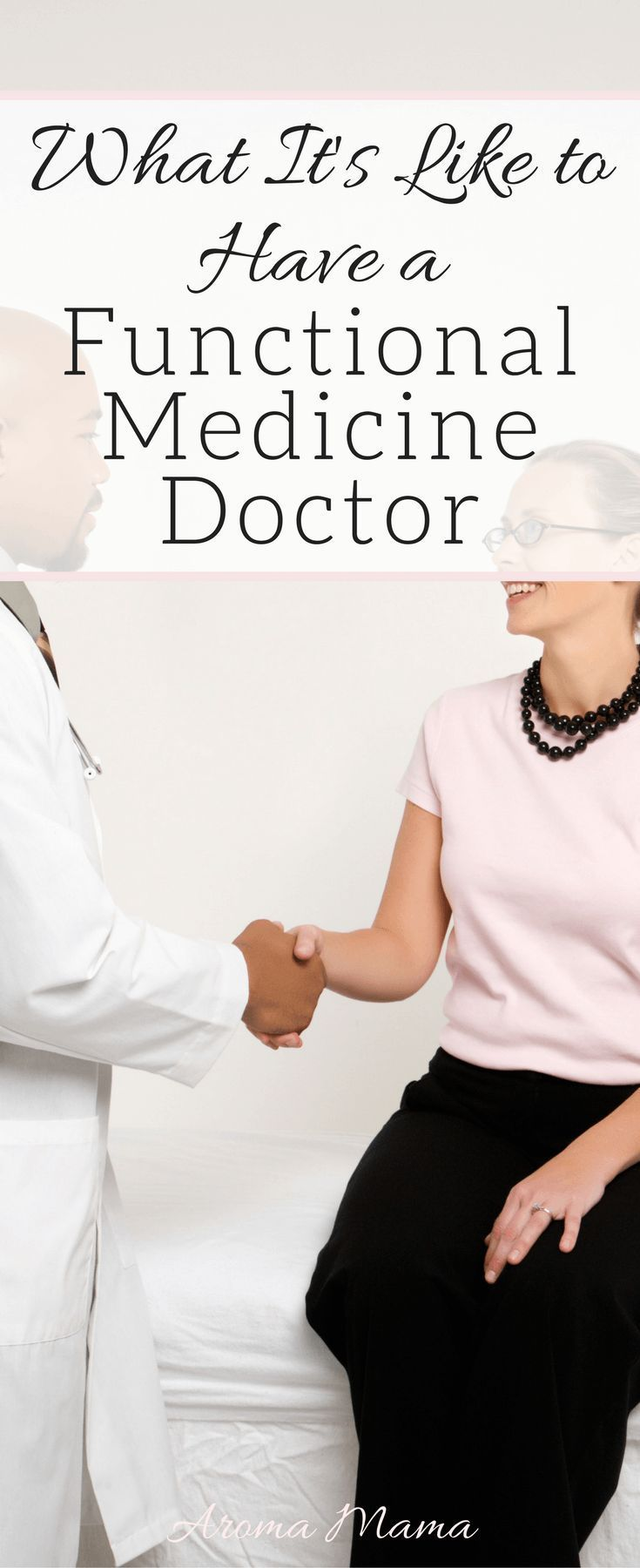 In this post, I will share with you what it's like to have a functional medicine doctor, but first is the story of how I found this model of healthcare.