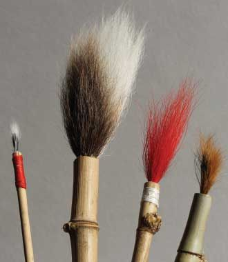 There are countless types and styles of brushes on the market that can be used in the pottery studio, but sometimes it can be hard to find the right brush for the job. So it can be a fun challenge to make your own brushes. By making your own, you can control the brushstroke qualities... Read More »