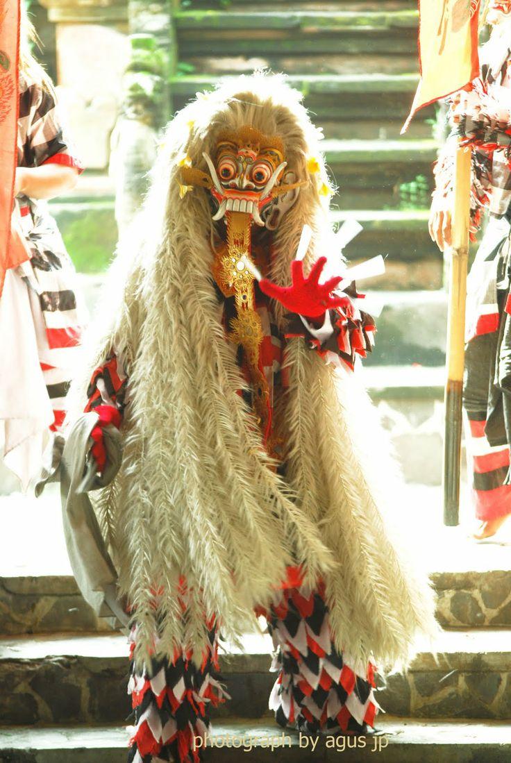 Barong Dance, Bali