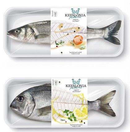 Fish Packaging 10 Creative Examples at Ateriet.com
