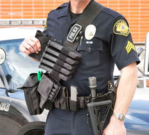 Bail Out Bandoleer When the sudden emergency arises, you have to be ready to go. The Tuff Products Bail Out Bandolier is there. Configure the B.O.B. as you choose – purchase our M.O.L.L.E. Bandolier with the PMS 5-in-Line Black Nylon Pouch (double-or-single stack magazines), the PMS 5-in-Line AR15 Black Nylon Pouch and get our Quick Access Tourniquet Pouch.