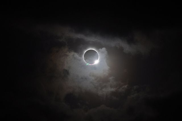 Solar Eclipse - November 13, 2012 by NASA Goddard Photo and Video, via Flickr