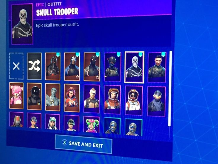 Skull trooper free fortnite account Fortnite, Epic games