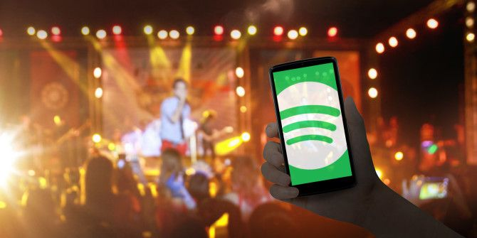 Its Now Even Easier to Buy Gig Tickets on Spotify