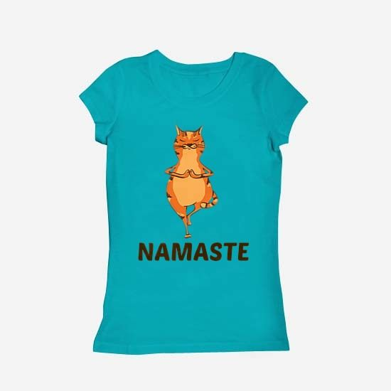 T Shirts for your wellbeing. #meditasi #yoga #funny #cat #kaos #namaste #fncwellbeing  http://www.fncwellbeing.com