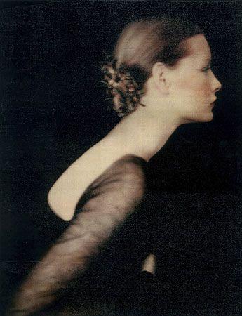 Kirsten as Juliet - Polaroid print Paolo Roversi