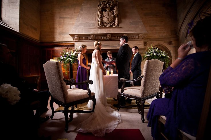 Waterford Castle Hotel is pleased to offer the Great Hall for civil ceremonies and blessings.  Enjoy your very own Castle, exclusively yours for your special day!