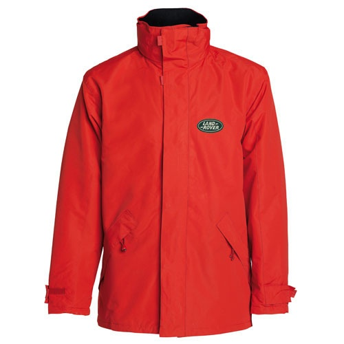 AWESOME Land Rover Mens Parka at an AWESOME price! http://www.awesome4x4stuff.com/land-rover-parka-in-red-for-men-and-children-138-p.asp