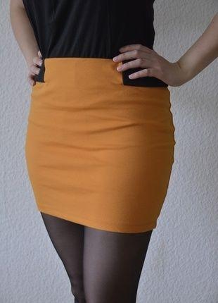 #vila #rock #vintage #orange #schwarz #bleistiftrock #minirock Kaufe meinen Artikel bei #Kleiderkreisel http://www.kleiderkreisel.de/damenmode/minirocke/103125216-vila-rock-l-orange-schwarz-vintage-look-minirock