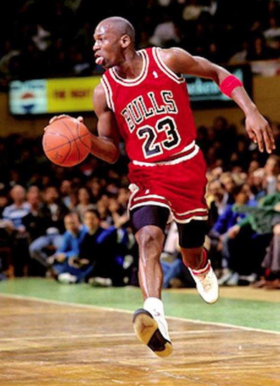sale retailer d0f8c dddbf Michael Jordan   Michael Jordan - Chicago Bulls   Michael jordan chicago  bulls, Jordans, Michael jordan