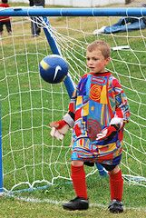 Youth Soccer Drills for Goalkeepers - a beginners guide!