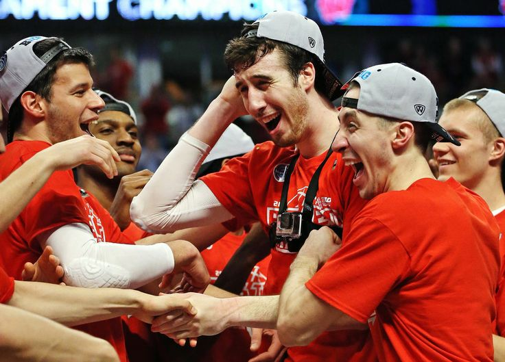 Wisconsin's Frank Kaminsky Takes Pride in Growing Up - NYTimes.com-- #CollegeBasketballWisconsinBadger