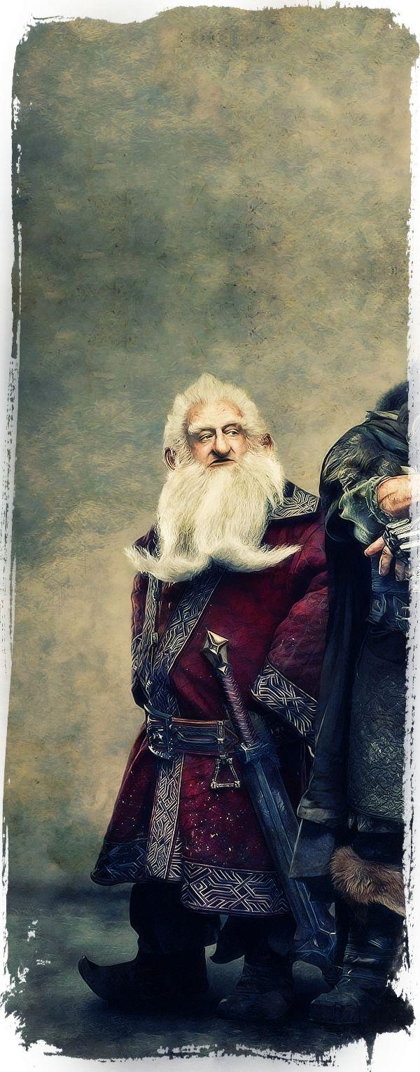 O Hobbit: Um show de maquiagem pra cinema
