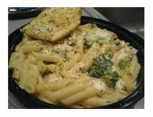 Nutrisystem Chicken Alfredo With Broccoli recipe