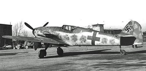 Messerschmitt Bf109 K Kurfürst series