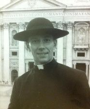 Father August from Rome's 'Hot Priest' calendar 2014 - The Local