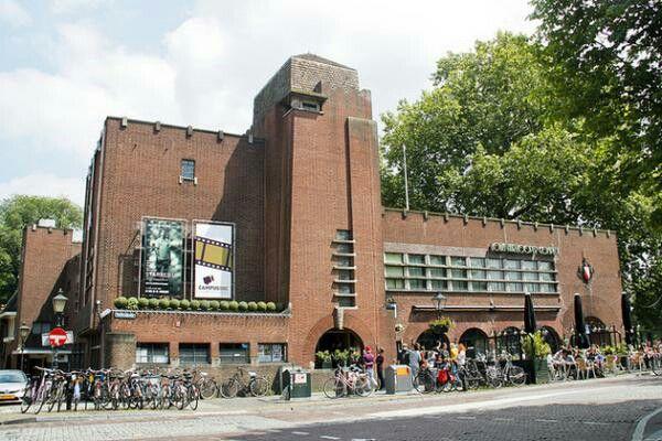 Filmhuis | Louis Hartlooper Complex | ⌂ Tolsteegbrug 1, Utrecht