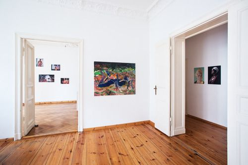Installation View, N#3.  Visit our current exhibition Take A Walk On The Wild Side. To Russia with Love. And to Lou Reed. (It is extended until 22 Feb 2014!) We are looking forward to see you at Egbert Baqué Contemporary Art, Berlin!
