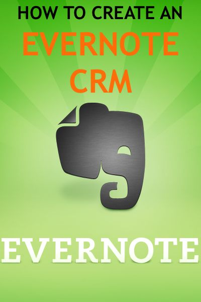 Evernote Tags - Create An Evernote CRM and Other Tag Uses