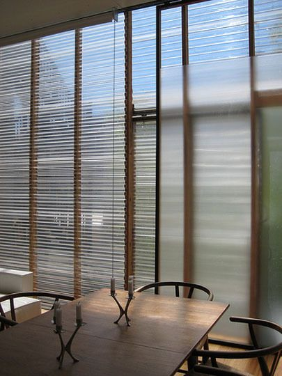 Cheap U0026 Cool Renovation Resource: Corrugated Plastic