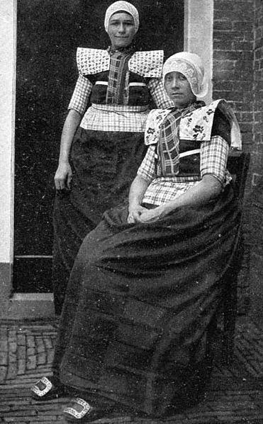 Dutch culture wear