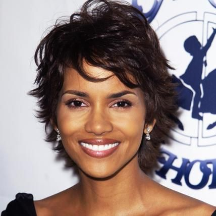 Halle Berry's Changing Looks - 2002 from #InStyle