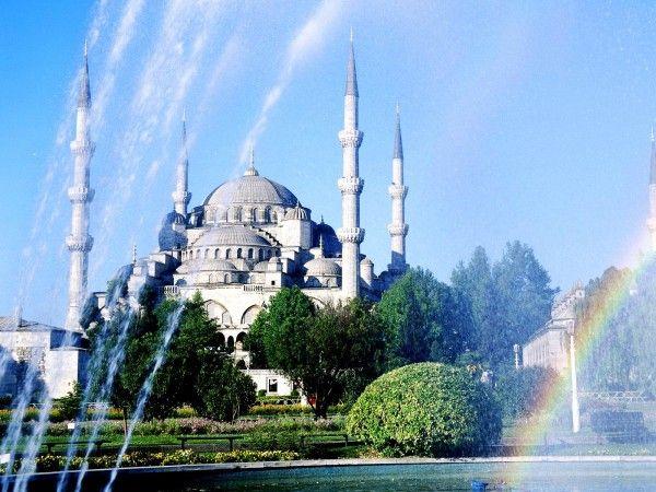 Istanbul (1600x1200) Wallpaper (İstanbul, Türkiye, Turkey, Manzara, Boğaziçi Köprüsü, Sultanahmet Camii, Ayasofya, Yedi Tepe, Surlar, Haliç, Bosphorus Bridge, Blue Mosque, Kız Kulesi, The Maidens Tower, Taksim Meydanı, Çamlıca Tepesi)