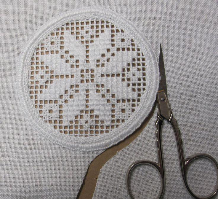 Ausschneiden | cut the finished piece