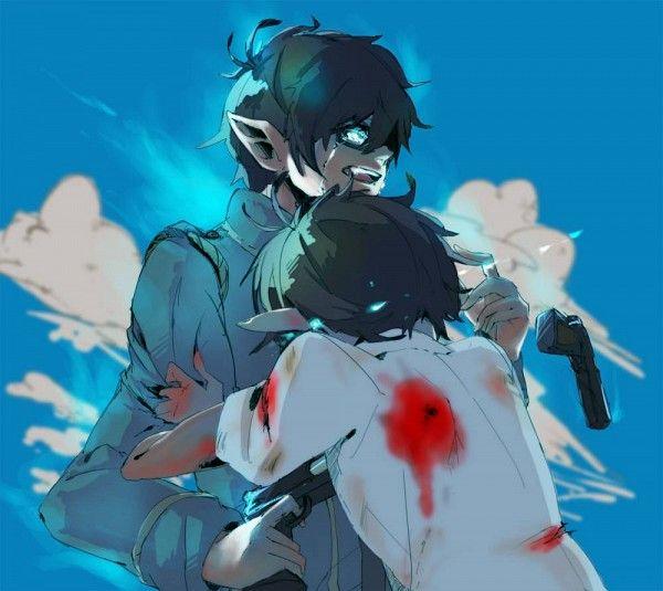 Okumura Twins. :( When Yukio Was Being Possessed By Satan