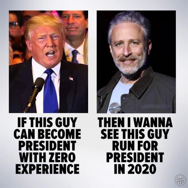 Funniest Post-Election Memes: Jon Stewart 2020