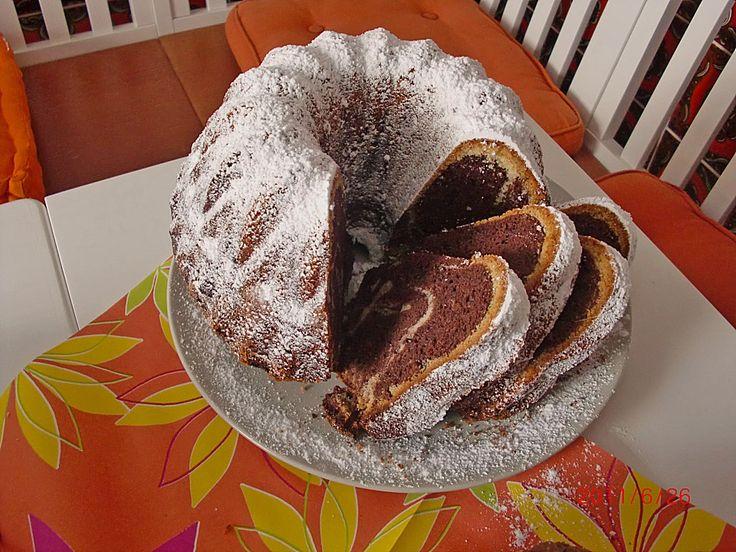 Kuchen mit butter oder margarine