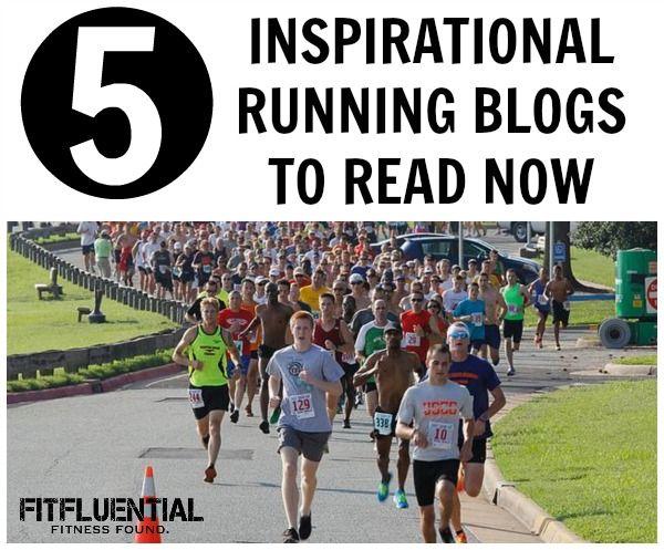 5 Inspirational Running Blogs