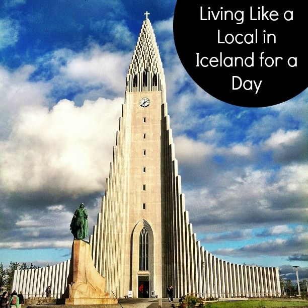 Living Like a Local in Iceland for a Day
