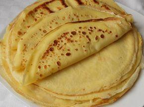 Crespelle salate - #Ricetta #crepes http://www.lorointavola.it/crespelle-salate-ricetta-crepes/