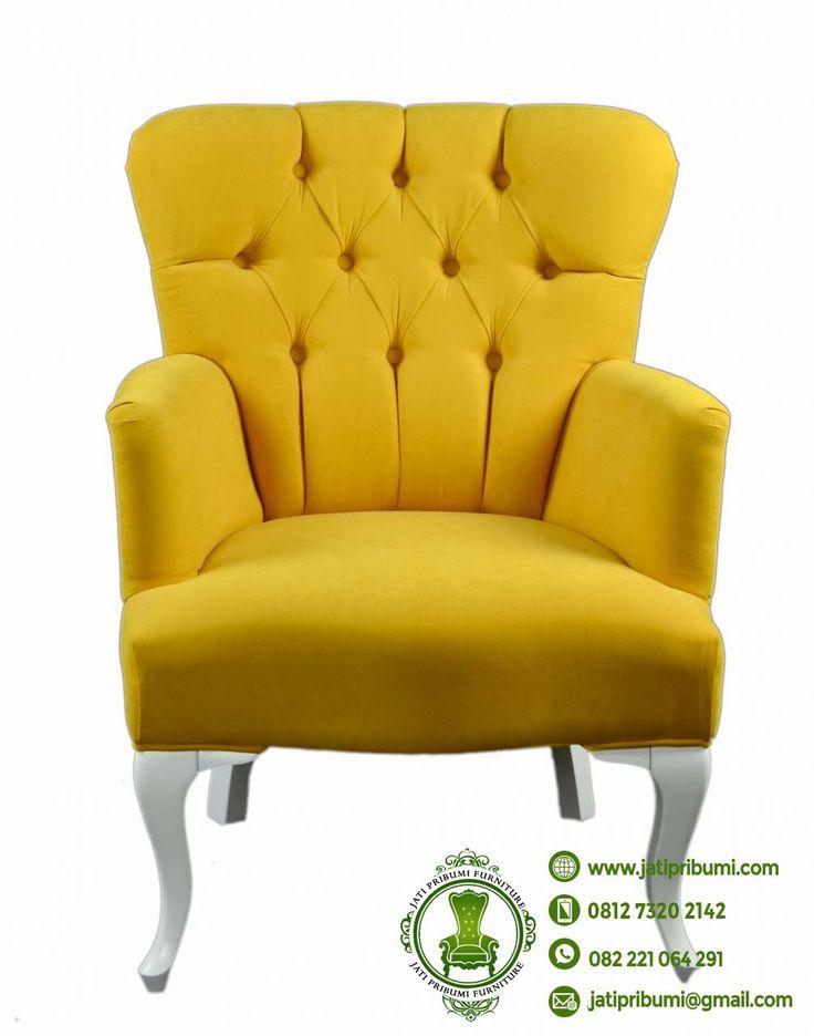 Kursi Minimalis Warna Kuning www.jatipribumi.com Lengkapi furniture rumah anda dengan furniture terbaru dan berkualitas dari Jati Pribumi Furniture. Beragam model dan desain furniture recomended untuk dekorasi interior rumah anda.