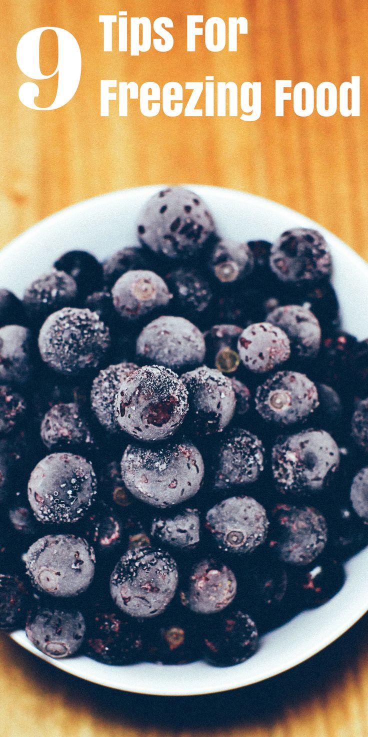 Freezing food is an ideal solution if you're looking to save time and money at the supermarket or in the kitchen. Here are my top tips for freezing food.