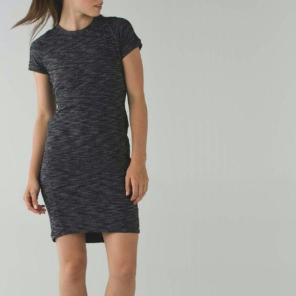 Lululemon dress ***NEVER WORN! INSIDE TAG ATTACHED***  Rulu fabric Sweat wicking 4 way stretch lululemon athletica Dresses