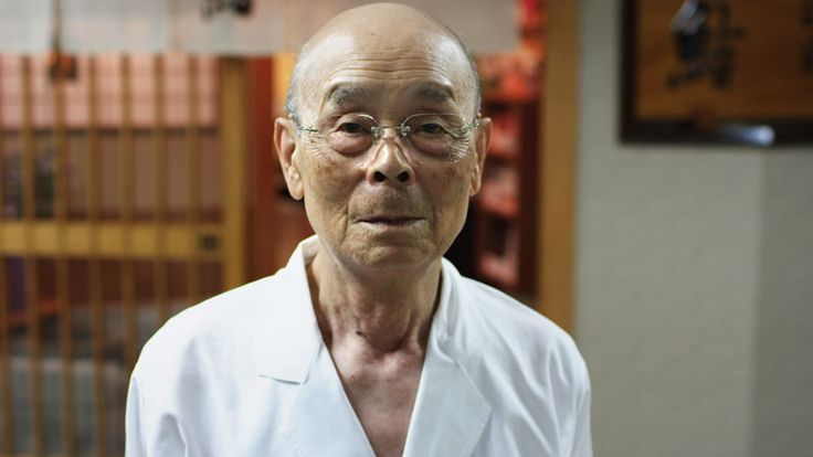 jiro dreams of sushi - an amazing film about an 85 year old master sushi chef  http://www.youtube.com/watch?v=hbV6knbeUFE