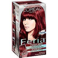 L'Oreal Feria Power Reds High-Intensity Shimmering Colour Check more at http://www.yourfacebeauty.info/loreal-feria-power-reds-high-intensity-shimmering-colour/