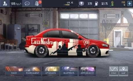 real racing 2 apk revdl