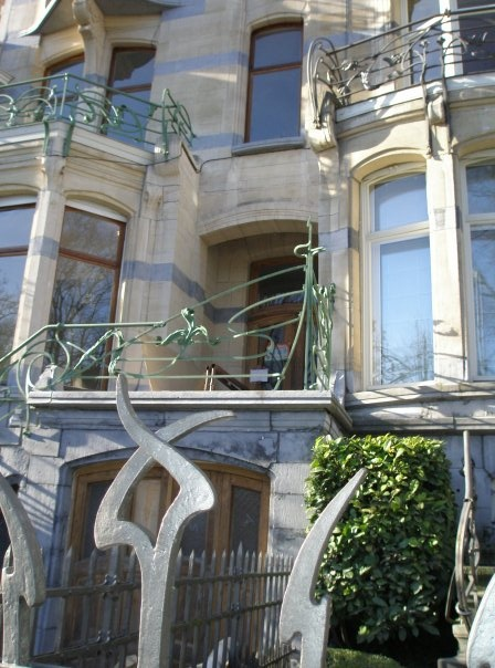 153 best art nouveau bruxelles belgium images on pinterest for Maison deco belgique