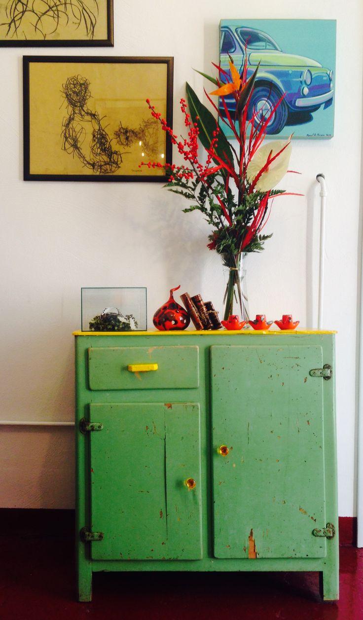 """quest'opera si trova da """"faccio cose, vedo gente"""". Un concept store / laboratorio, situato in borgo xx giugno a Perugia,  in cui trovano spazio lavori di giovani artisti e designer. Stampe, disegni, ceramiche, sculture, gioielli, mobili sono solo alcune delle cose che ci si possono trovare. Il laboratorio, in olte,  si occupa di restauro di dipinti.  contatti: facciocosevedogentexx@gmail.com"""