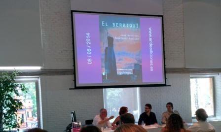 El Berbiquí, Juan Bautista Rodríguez Aguilar. Ed. Éride.