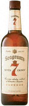 BottleBargains - Seagram Seven Crown Blended Whiskey